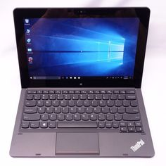 "Lenovo Thinkpad Helix 11"" 2in1 Tablet. Intel Core M3-5Y71 1.20GHz. 240GB SSD 8GB #Lenovo"