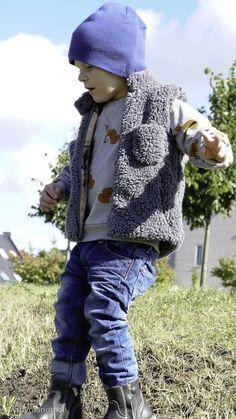 kindermodestyling - mix & match   retour   Bobo Choses   fox sweat mini Rodini en hat
