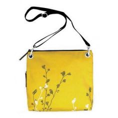 Hana Yellow #crossbodybag by #tray6
