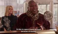 Titus Andromedon is all of us when we finally reach adulthood, but still aren't sure exactly how being a grown up works...