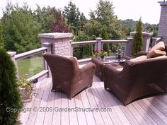 Outdoor Room Deck