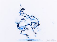 Richard Hambleton Horse and Rider 2004