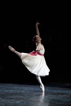Dorothee Gilbert - Paris Opera Ballet Coppelia
