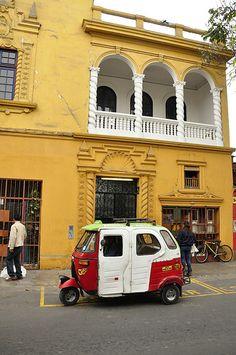Barranco District, Lima, Peru