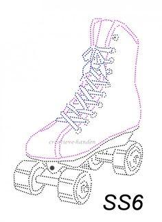 Roller Skate en skaten