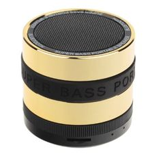 Super Bass Bluetooth Mini Wireless Portable Speaker with Micro SD/TF Card Slot