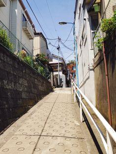 闇坂 / スタジオより徒歩約30秒