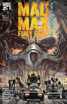 Mad Max: Fury Road: Nux & Immortan Joe (2015-) #1