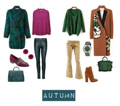 """Autumn 1"" by crossman-93 on Polyvore featuring Roberto Cavalli, By Malene Birger, Jean-Louis Scherrer, MiH, Old Navy, Equipment, 3.1 Phillip Lim, Giuseppe Zanotti, Burberry and Jewel Exclusive"