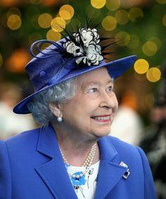 Queen Elizabeth II June 1 2016