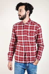 Fleetwood Red Flanell från Uniforms for The Dedicated - Grandpa | Mode, inredning & vintage online