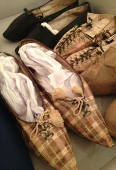 shoes in the Chester County Historical Society collection.