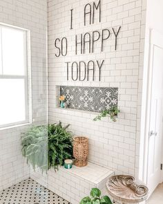 Home Remodel Quotes .Home Remodel Quotes Bathroom Inspiration, Home Decor Inspiration, Decor Ideas, Decoration Gris, Happy Today, The Design Files, Black Decor, Home Interior, 1960s Interior Design
