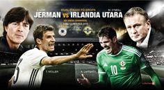 Prediksi Jerman Vs Irlandia Utara Duel Ulangan Piala Eropa - Bola Liputan6.com
