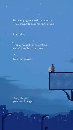 Song Request -Lee Sora ft. Suga Bts Wallpaper Desktop, Bts Wallpaper Lyrics, Free Iphone Wallpaper, Wallpaper Quotes, Wallpapers, Bts Song Lyrics, Bts Lyrics Quotes, Bts Qoutes, Weird Songs