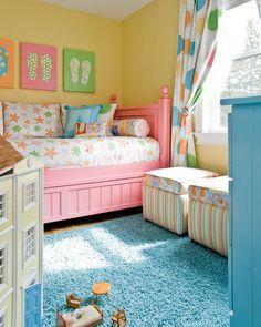 Girls Bedroom Decorating Ideas