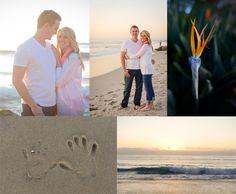 We're doing a DIY beach engagemrent session next week. Need ideas! -- San Diego Beach Engagement Photos