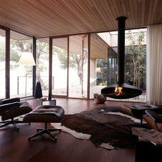 Dark/ warm furniture/ furnishings
