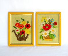 vintage cross stitch