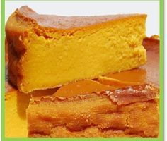 Torta de auyama, un rico postre para merendar