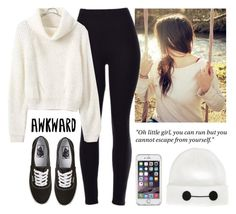 """""""Little Girl ..."""" by nerdgirl070 ❤ liked on Polyvore featuring Tiffany & Co., Vans, Speck and Disney"""