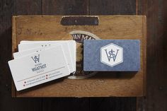 The Hungry Workshoprecently printed the coasters and business cards forSuper Whatnot, anew Brisbane-based bar. Designed byAdam Gower, the printed materials feature atwo-color palette and lots of salting to give them anostalgic look inspired byold-world men's clubs and vintage American sporting Motifs. You can read more about the process and production details onThe Hungry Workshop's blog. the design blog:facebook twitter pinterest