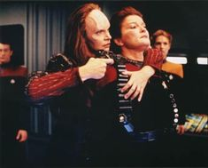 Photos from Various Episodes of Voyager Captain Janeway, Kate Mulgrew, Star Trek Universe, Star Trek Voyager, Female Characters, Science Fiction, Sci Fi, Star Wars, Fandom