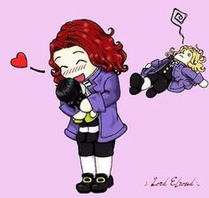 Armand and Lestat love Louis