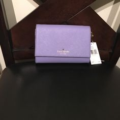 ✨NWT ✨Kate Spade Cami Crossbody Thistle This is a new with tags Kate Spade Kami cross body bag in the color thistle. It is never been used. Price is firm. kate spade Bags Crossbody Bags