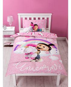 Cute Cute Cute Magical Unicorn Toddler Cot Bed Duvet Bedding Set Shop Now Play Learn Grow