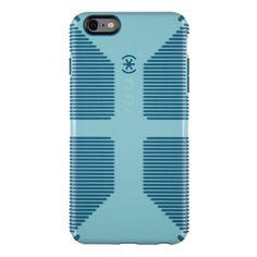 Speck iPhone 6/6s Plus CandyShell Grip Case - River Blue/Tahoe Blue