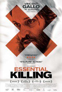Essential Killing (2010) - Jerzy Skolimowski. (Poland, Norway, Irland, Hungary).