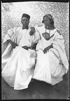 Photo by the great Malian photographer Seydou Keita