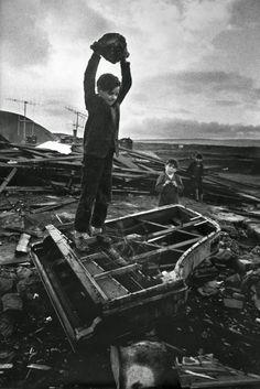 Philip Jones Griffiths. Wales. 1961  [::SemAp FB || SemAp G+::]