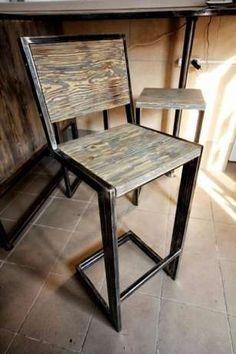 Стул стулья барные мебель для кафе в лофт loft industrial стиле Одесса - изображение 8
