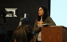 Actress America Ferrera has a bachelor's in international relations from University of Southern California.