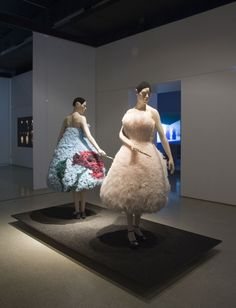 Hussein Chalayan @ Musee des Arts Decoratifs - Paris | Arts of Fashion Summer MasterClass program 2011