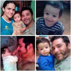 Hoy es mi 1er  #DiaDelPadre gracias a mi principe @marceldavidbr y a mi esposa #RenielaRios gracias por esta hermosa familia y aunque yo realmente no tuve papa en mi vida espero poder ser el mejor papa para ti mi hijo amado te amo los amo nos amo...