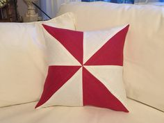 A personal favorite from my Etsy shop https://www.etsy.com/listing/573498017/peppermint-twist-linen-accent-pillow