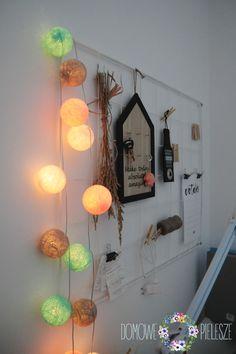 Organizer na ścianę || Tablica || Przybornik  Domowe Pielesze - Udekoruj swój dom <3