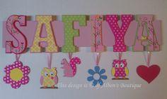 7 letter custom name sign! Message me to order at albonsboutique@hotmail.com :)