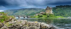 Eilean Donan Castle ~ Explore a 13th Century Castle in the Highlands of Scotland and you will embark on a journey that takes you through time and history.