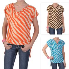 @Overstock - This adorable plus-sized top from Tressa Designs has a stylish slouchy neck and a flattering hip-length cut. The diagonal stripes are fun and slimming. Made of a stretchy and comfortable spandex blend, this top will retain its shape and wear well.http://www.overstock.com/Clothing-Shoes/Tressa-Designs-Womens-Contemporary-Plus-Size-Striped-Short-sleeve-Top/7286268/product.html?CID=214117 $22.49