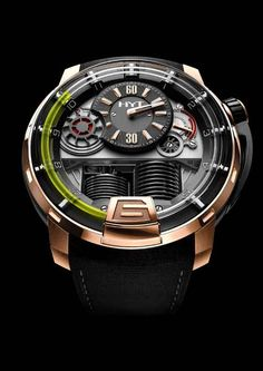 Hydromechanical Horology: Inside the New HYT H1, continued