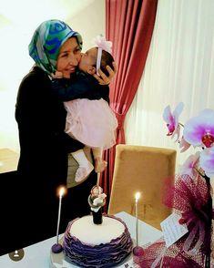 Anneanne doğum günü pastası...