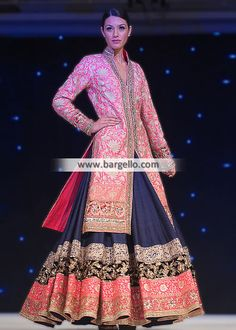 #Designer #Manishmalhotra attractive #sharara #suit ideal for #Evening and #Formal Events #pakistan #india - Visit http://www.bargello.com/Designer++Dress+for+Evening+and+Party-249-Special+Occasions-107-10669.htm