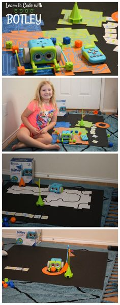 STEM for younger kids! Coding is an important skill. Kids as young as 5 can learn to code without smartphones or tablets with Botley! via @thetiptoefairy