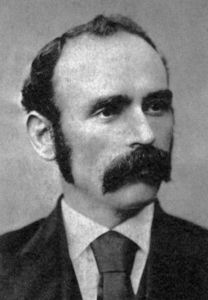 Michael Davitt. He took on absentee landlords on behalf of Irish tenant farmers, pissed off the Church with his radical views and, for good measure, turned the first sod at Celtic Park in Glasgow.