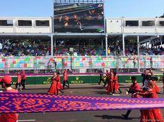 F1 in Baku 2016 - live blog