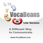 "VocaBeansLite- FREE; ""age-neutral"" AAC app"